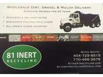 Gravel Delivery Loganville Gwinnett