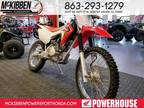 2018 Honda CRF125F (Big Wheel) 125F