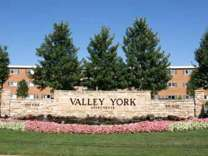 2 Beds - Valley York Apartments