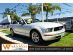 2005 Ford Mustang V6 Deluxe Deluxe 2dr Convertible