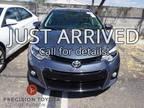 2014 Toyota Corolla S Plus S Plus 4dr Sedan 6M