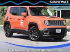 2015 Jeep Renegade Latitude Latitude 4dr SUV