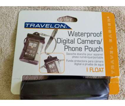 Travelon Waterproof Digital Camera / Phone Pouch is a Everything Else for Sale in Sappington MO