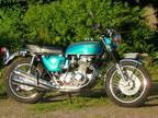 1969 Honda Sandcast CB750
