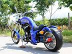 Custom Built Mini Chopper STREET LEGAL!!