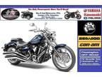 2014 NEW Yamaha Raider Galaxy Blue - BLOWOUT PRICE