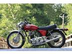 1975 Norton Commando Roadster 850cc - Free Delivery - Mars Red paint