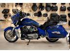2012 Victory Blue Limited Cross Country