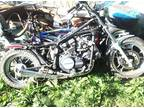 84 gf 700 honda streetbike