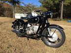 ")~@:@~""{"""":Up for auction is a 1967 BMW R50/2."