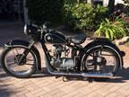 1953 BMW R 25/2 ``Vintage Motorcycle 250cc Single``