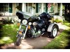 2009 Harley Davidson Electra Glide Motor Trike