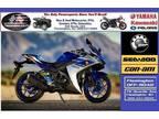 2015 Yamaha YZF-R3 Blue NEW