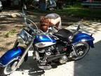 1959 Harley-Davidson Panhead FLH Original