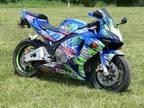 Street Motorcycle Honda CBR600RR