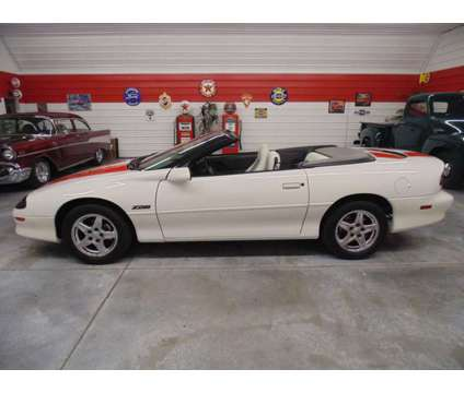 Classic Car is a 1997 Chevrolet Camaro Convertible in Vale NC