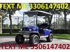EZGO Golf Car w/ Trailer 2-0-0-9
