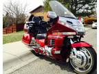 1999 Honda Goldwing GL1500 50'th Anniversary special