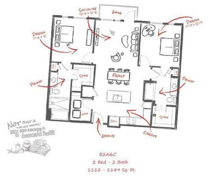 2 Beds - Olympus at Ross at 3501 Ross Avenue in Dallas TX is a Apartment
