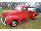 1949 International KB2 Pickup