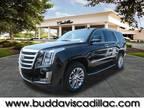 2017 Cadillac Escalade Black, 381 miles