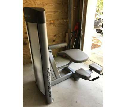 FreeMotion Prone Leg Curl F814 is a Exercise Equipment for Sale in Mount Pleasant SC