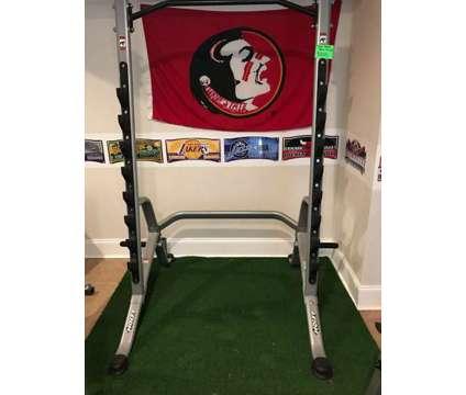 Floor Model Hoist Squat Rack HF-5970 is a Exercise Equipment for Sale in Mount Pleasant SC