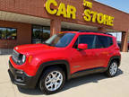 2016 RED Jeep Renegade