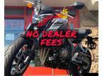 2018 Honda CB650F 650SC NIGHTHAWK