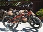 "TONY HAWK 18"" BOYS BMX BIKE ""Sypher"" Freestyle – LIKE NEW!"