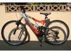 Mongoose Racing Mountain Bike