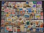 Details about �100+ AUSTRALIA USED STAMPS ALL DIFFERENT OFF PAPER