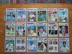 Details about �1977 Topps Baseball HOF, Rookies & Stars - (18) Card Lot