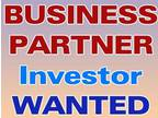 Free I am looking for business partner investor for e-trade business