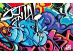 grafitti artist looking for murals to paint! click here check me out!