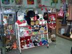 stuffed animals & puzzels & games & assorted toys