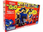 DC Superheroes Building System Playset Batcave -