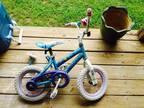 Little girls bike -