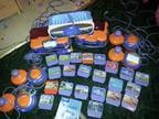 V-tech Vsmile/VMotion Game Console's and 22 games -