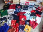 Universal athletic clothing sizes 8,10,12 almost new,170 items