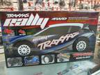 Traxxas 1/10 Rally Brushless 4WD TQi 2.4GHz RTR w/ FREE Battery -
