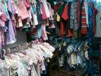 baby clothes and kids clothes and other baby stuff