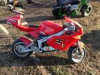 Red Mini Bike 50cc Nice gift! -