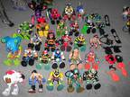 Rescue Heroes Action Figures -