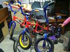 3 Small Boys Bikes - $50 (Lakeland)