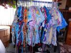Womens Scrub Tops size medium