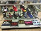 Dead stock sneakers and custom clothing design