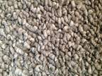 "New Berber Style Area Rug. Neutral Grays. 3' Wide X 5' 4"" Long -"