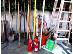 Garden Tools Shovels, etc - $5 (camarillo)