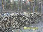 Split Firewood $55 a Rick (And